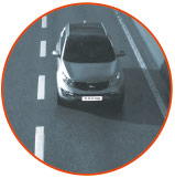 Image from an ANPR Camera